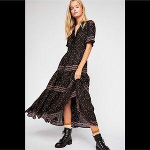 Free People Dresses - Free People Rare Feelings Maxi Dress